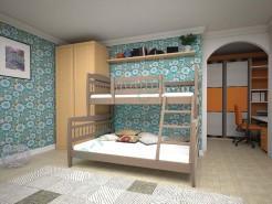 Кровать Тис Комби-1