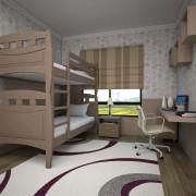 Кровать Тис Трансформер-11 орех