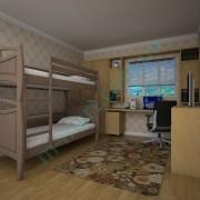 Кровать Тис Трансформер-12 орех