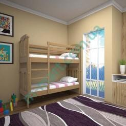 Кровать Тис Двухъярусная Детская