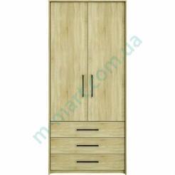 Шкаф 2Д 3Ш Гринвич 800