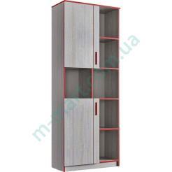 Шкаф книжный 2Д (800) Рио