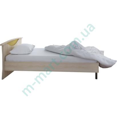 Кровать 90 - Модульная детская Домино