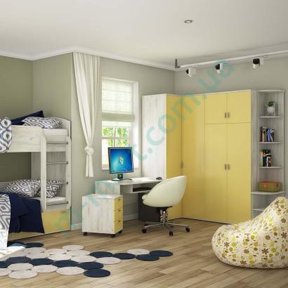 Детская комната Домино комплект 1