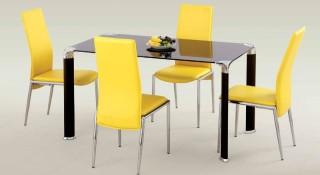 преимущества стеклянных столов
