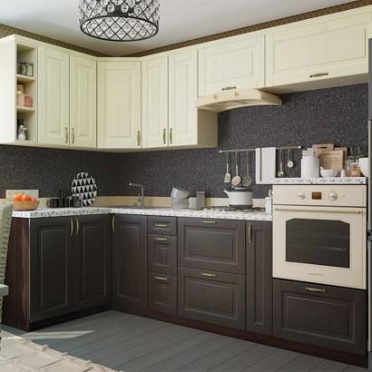 Кухня угловая Грация набор №2
