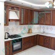 Кухня МДФ патина КПТ-1