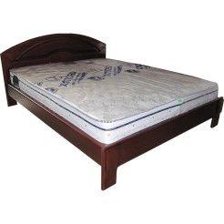 Деревянная кровать с подъемным механизмом Кармен
