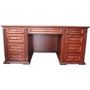 Стол руководителя из дерева Версаль-4