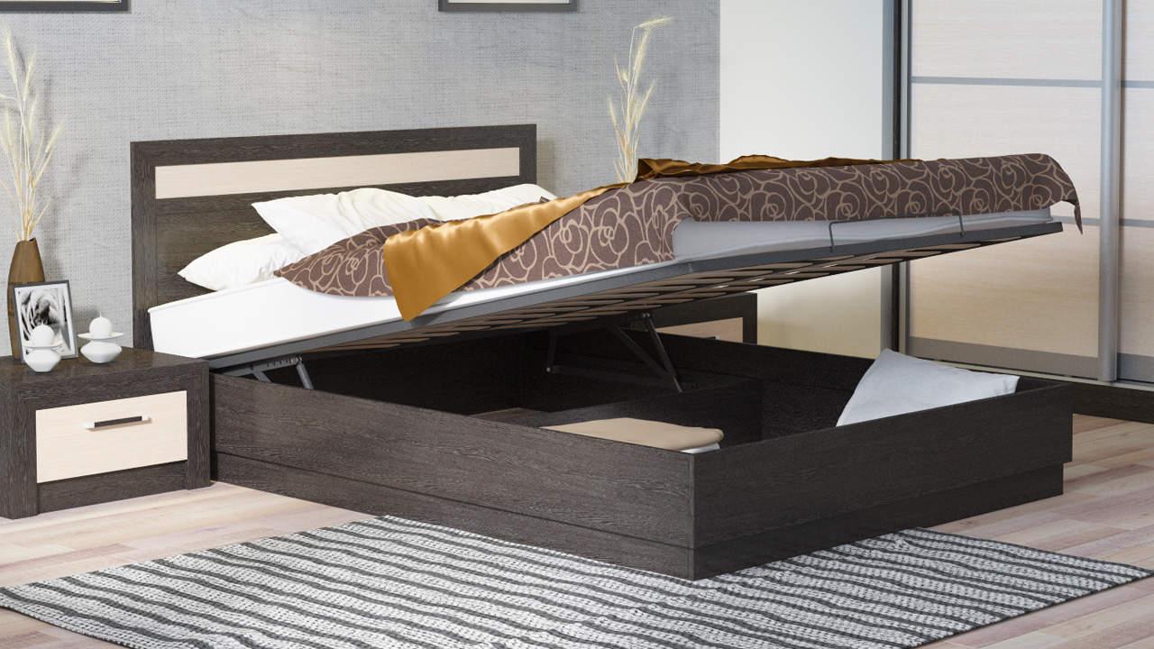 деревянные кровати харьков