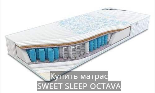 SWEET SLEEP OCTAVA