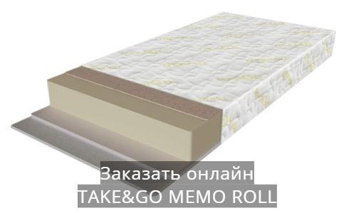 TAKE&GO MEMO ROLL