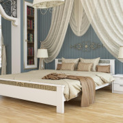 Кровать Афина щит