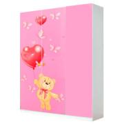Детская Мульти — Шкаф 3Д Мишки