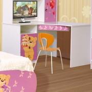 Детская Мульти — Стол угловой Мишки