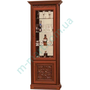 Модульная система Лацио 2 — Гостиная витрина 1д