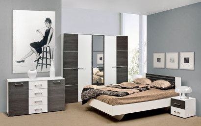 Спальный гарнитур Круиз 5Д