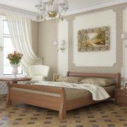 Кровать Диана массив