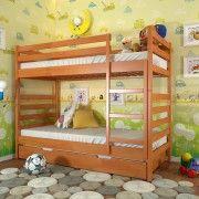 Кровать Рио сосна ольха