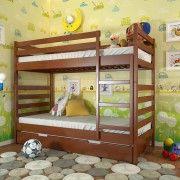 Кровать Рио сосна яблоня