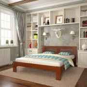 Кровать Шопен сосна