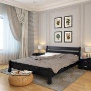 Кровать Венеция сосна венге