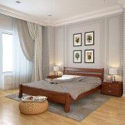 Кровать Венеция сосна яблоня