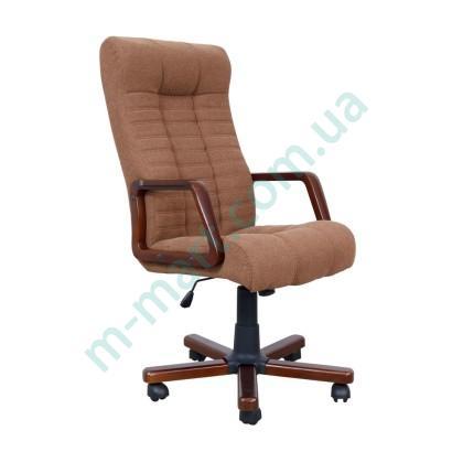 Кресло Атлантис EXTRA механизм Anyfix орех Сидней-04 033799