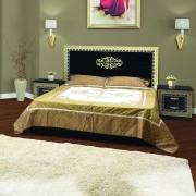 Кровать София — Черный