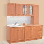 Кухня Оля — пенал 2000