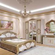 Спальня Кармен Нова Пино золото 4Д