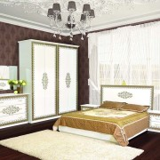 Спальня София — Белая
