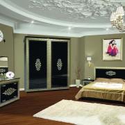 Спальня София — Черная