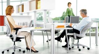 Качественное офисное кресло — залог продуктивной работы и хорошего самочувствия сотрудников