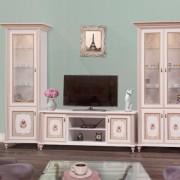 Модульная гостиная Парма комплект 3