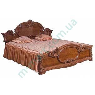 Кровать Империя - Орех