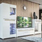 Модульная гостиная Бианко-3