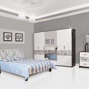Спальня Бася — Нейла