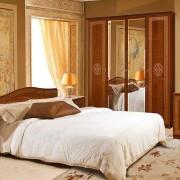 Спальня Флоренция — Каштан