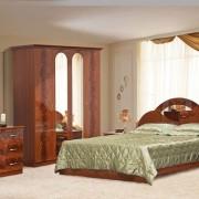 Спальня Милена — Орех