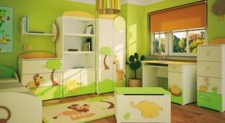 Хорошая детская мебель — здоровье и безопасность для Вашего малыша