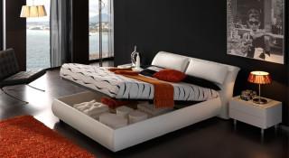 Кровать с подъемным механизмом — как выбрать?