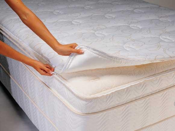 Ортопедический матрас для кровати
