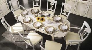 Правильный гостиный стол – атмосфера радушия и гостеприимства