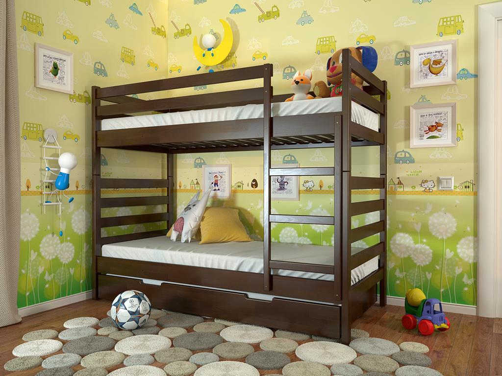 Кровать Рио, сосна