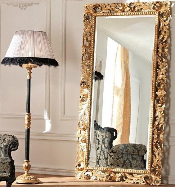 Купить зеркало в раме