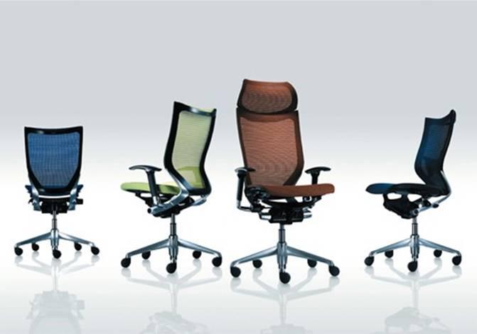 Дизайн офисных кресел