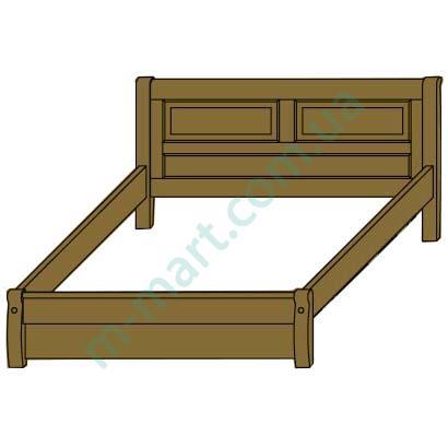 Кровать Лана-4