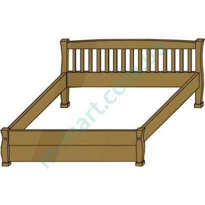 Кровать Верона-4