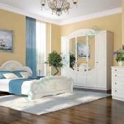 Спальня Каролина-2 Золотое дерево